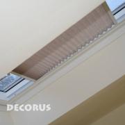Plise senčilo za strešno okno - MiniMAX