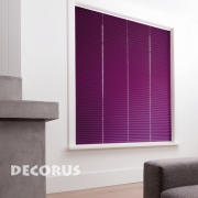 Pleated blinds and shades Decorus Luna