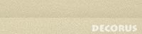 Plise senčilo, zavesa Decorus Eva, tkanina: E1121