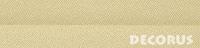 Plise senčilo, zavesa Decorus Eva, tkanina: E1202