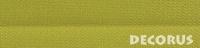 Plise senčilo, zavesa Decorus Luna, tkanina: L4605